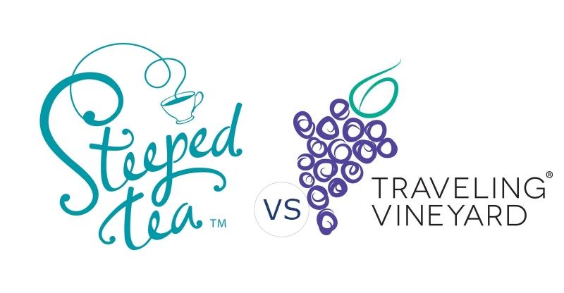 Steeped Tea vs. The Traveling Vineyard
