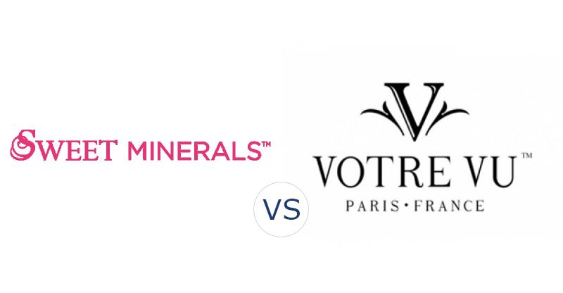 Sweet Minerals vs. Votre Vu