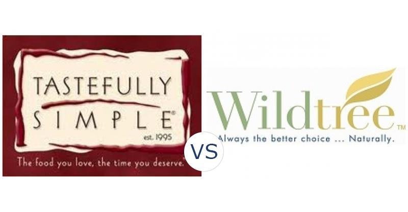 Tastefully Simple vs. Wildtree