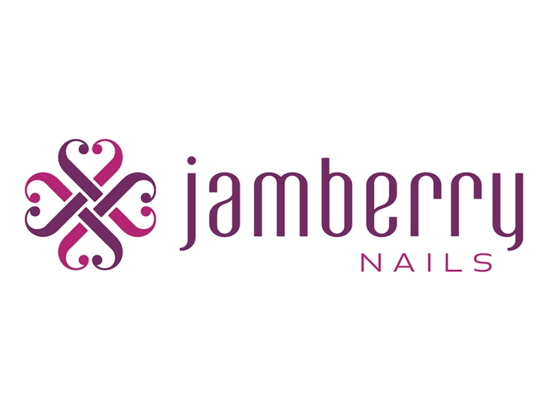 Jamberry Logo Stickers