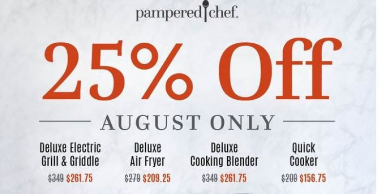 25% off Small Appliance