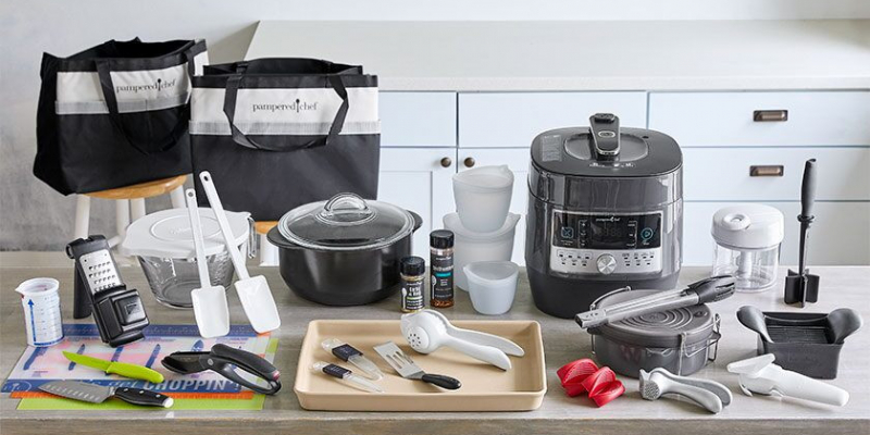 Ultimate Pampered Chef Kit