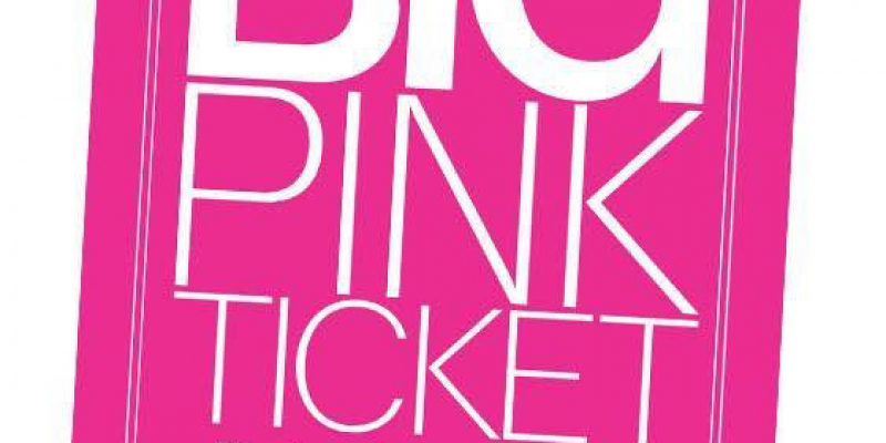 The Big Pink Ticket