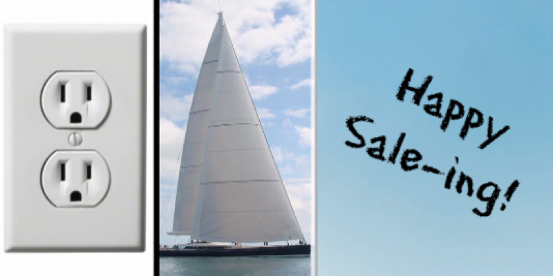 Outlet Sail!