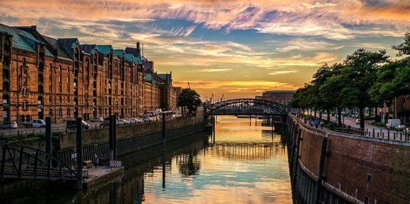 Direct Sales Incentive Trip, Hamburg