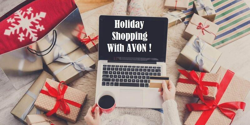 Holiday Shopping With Avon
