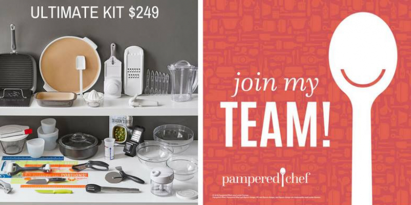 Join My Pampered Chef Team