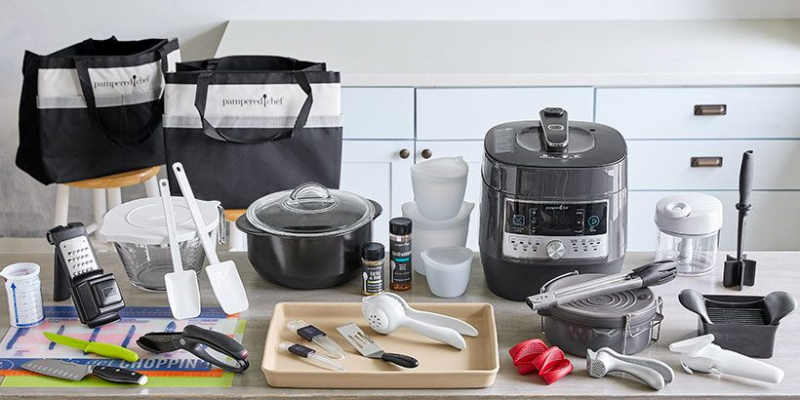 Pampered Chef August 2019