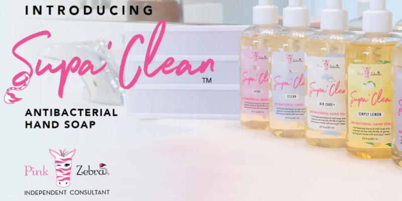 Supa Clean Antibacterial Soap