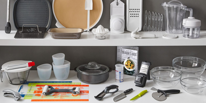 Pampered Chef Consultant Kit Sample