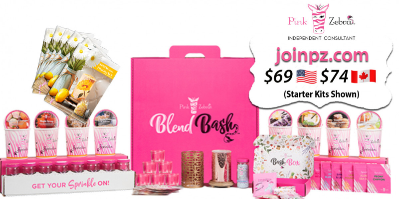 Join Pink Zebra with the Starter Kit