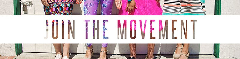 Join the Movement - LuLaRoe
