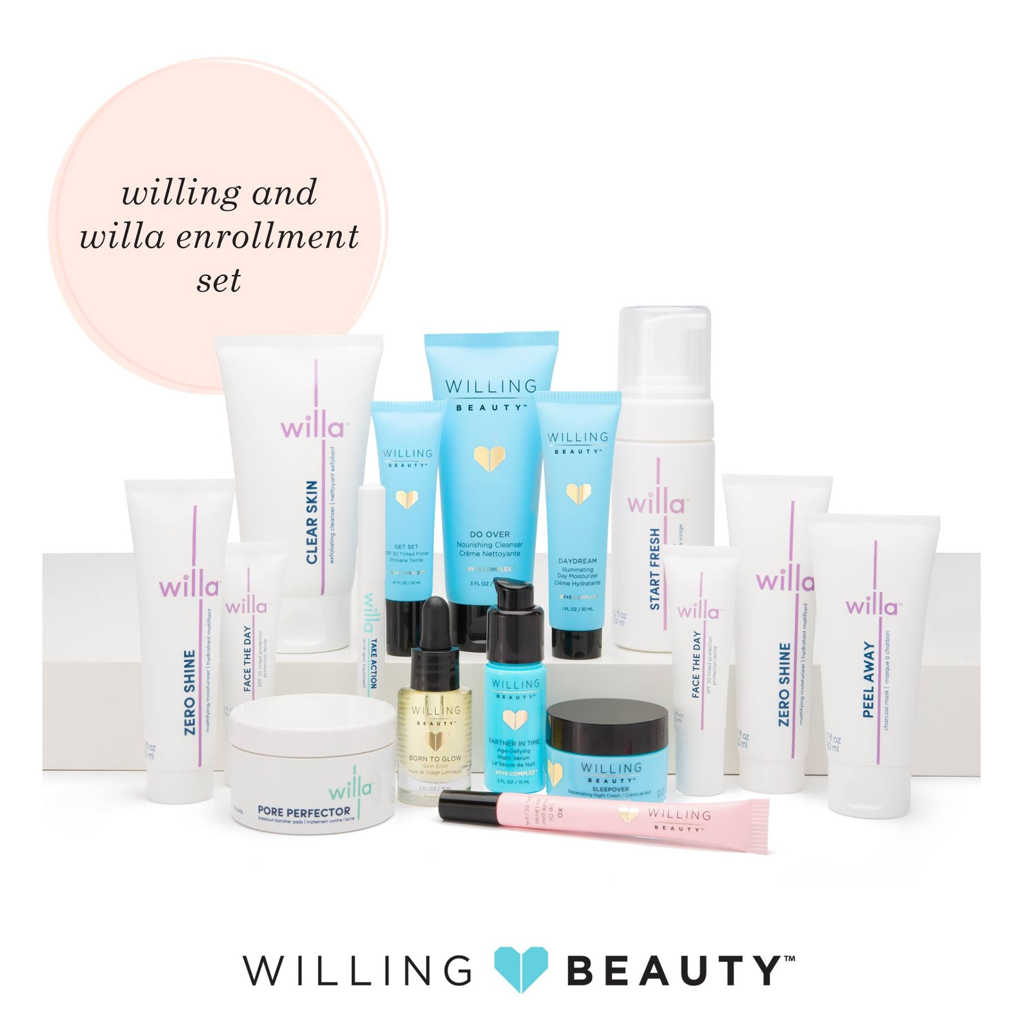 Willing Beauty Starter Kit