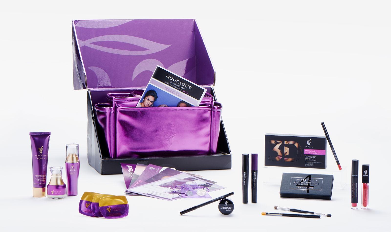 July August September 2017 Younique Presenter Starter Kit
