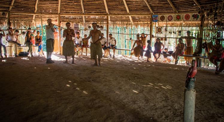 Tribu de Yaguas