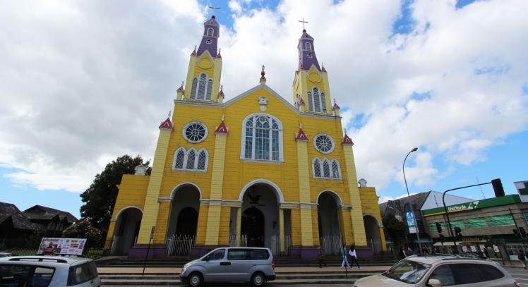 Castro en Chiloé