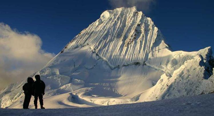Ascenso Montaña Alpamayo (6 días)