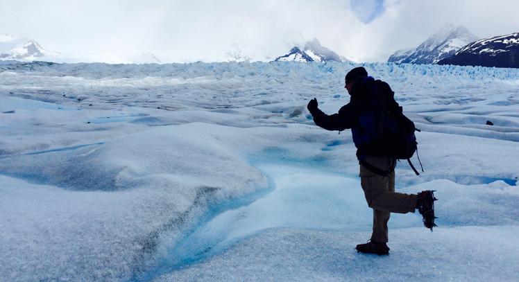 Big Ice Geleira Perito Moreno
