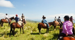 Horseback Riding and Argentinian Barbecue