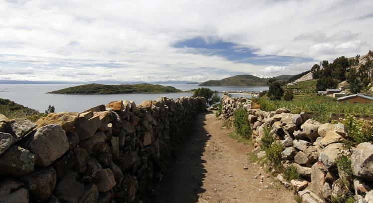 Ruinas Isla del Sol