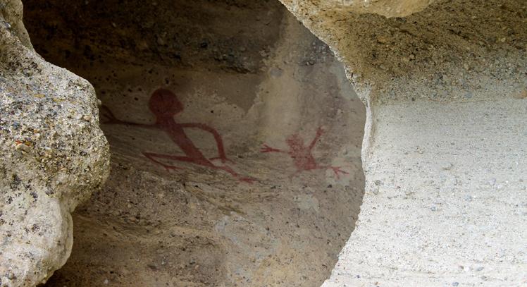 Cavernas de Walichu e Glaciarum