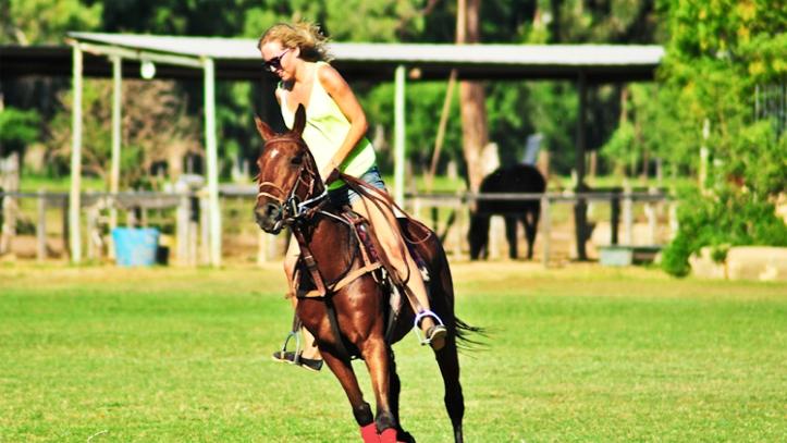 Clase de Polo Buenos Aires
