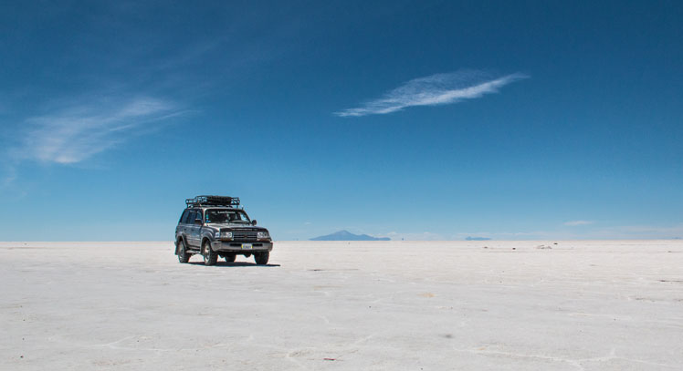 Uyuni Salt Flat Full Day
