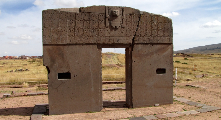 Portada de Tiwanaku