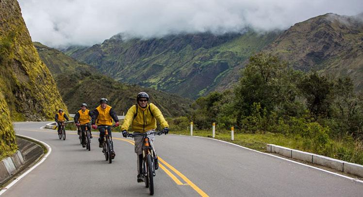 Inca Jungle (4 días)