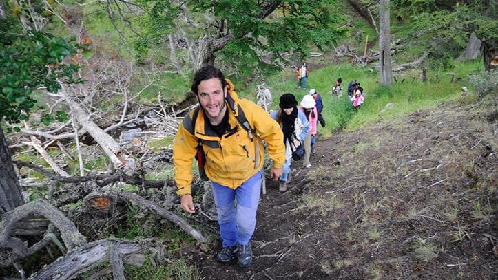 El mejor guía de Ushuaia