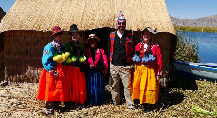 Uros Islands and Taquile