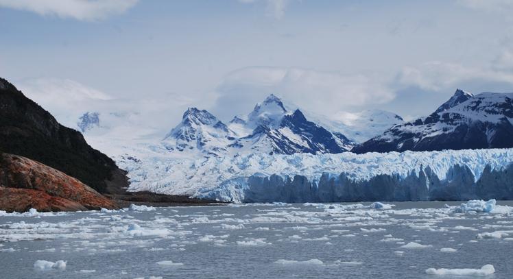 Lago Argentino Glaciar Perito Moreno