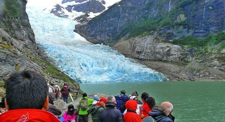 Glaciar de Puerto Natales