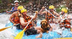 Juramento River Rafting