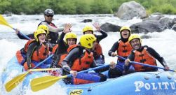 Rafting Trancura Bajo