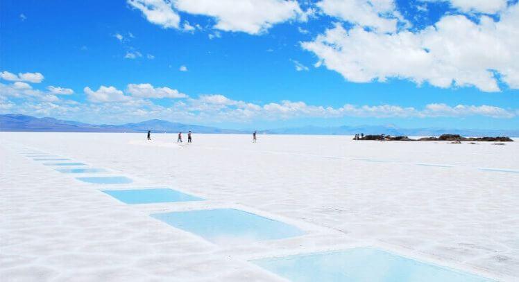 Salar Salta Argentina