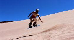 Sandboard Vale da Morte