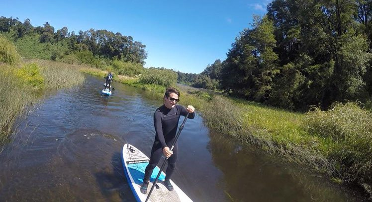 Stand Up Paddle La Poza