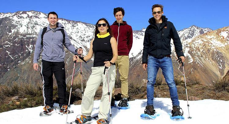 Trekking El Morado