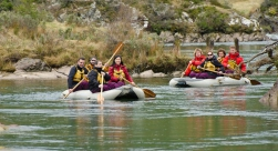 National Park Trekking and Canoeing