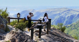 Trekking Quebrada del Condorito