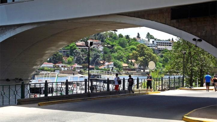 Calles de Villa Carlos Paz