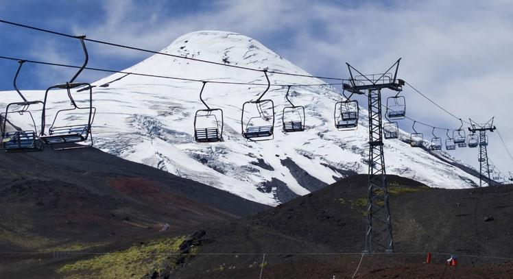 Telesillas del Volcán Osorno