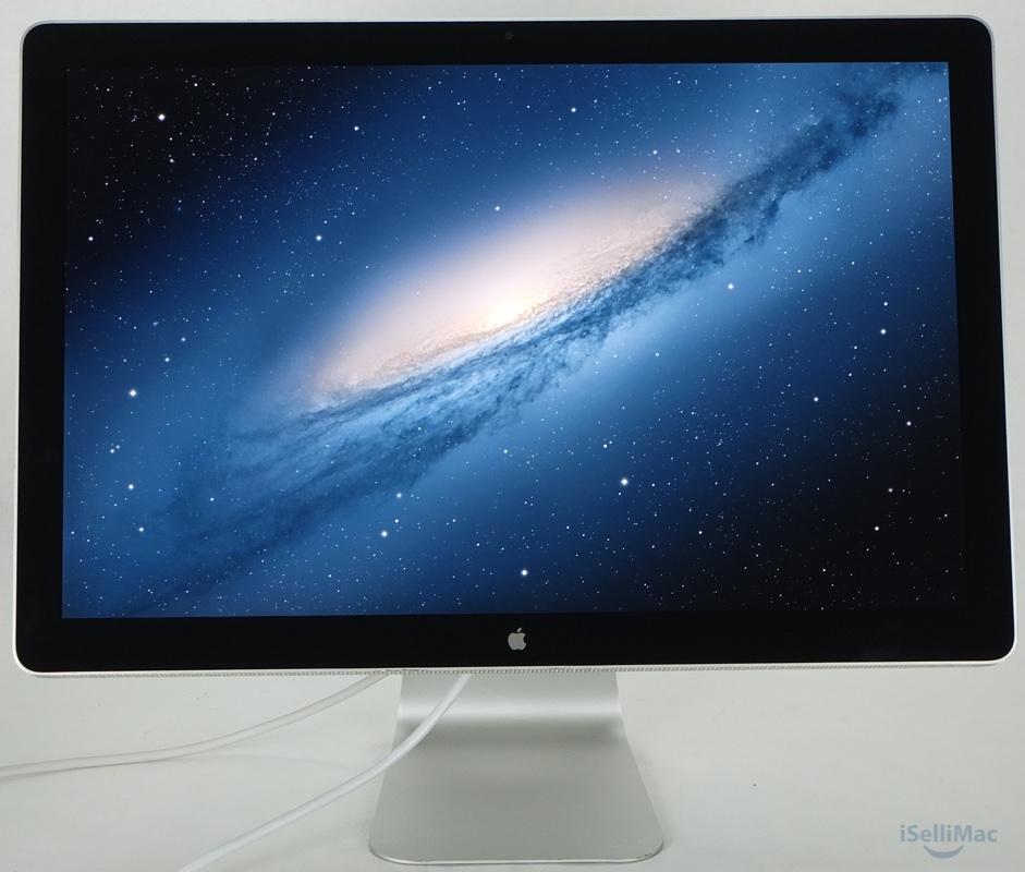 Apple 24 Quot Led Cinema Display Lcd Mb382ll A A1267 B