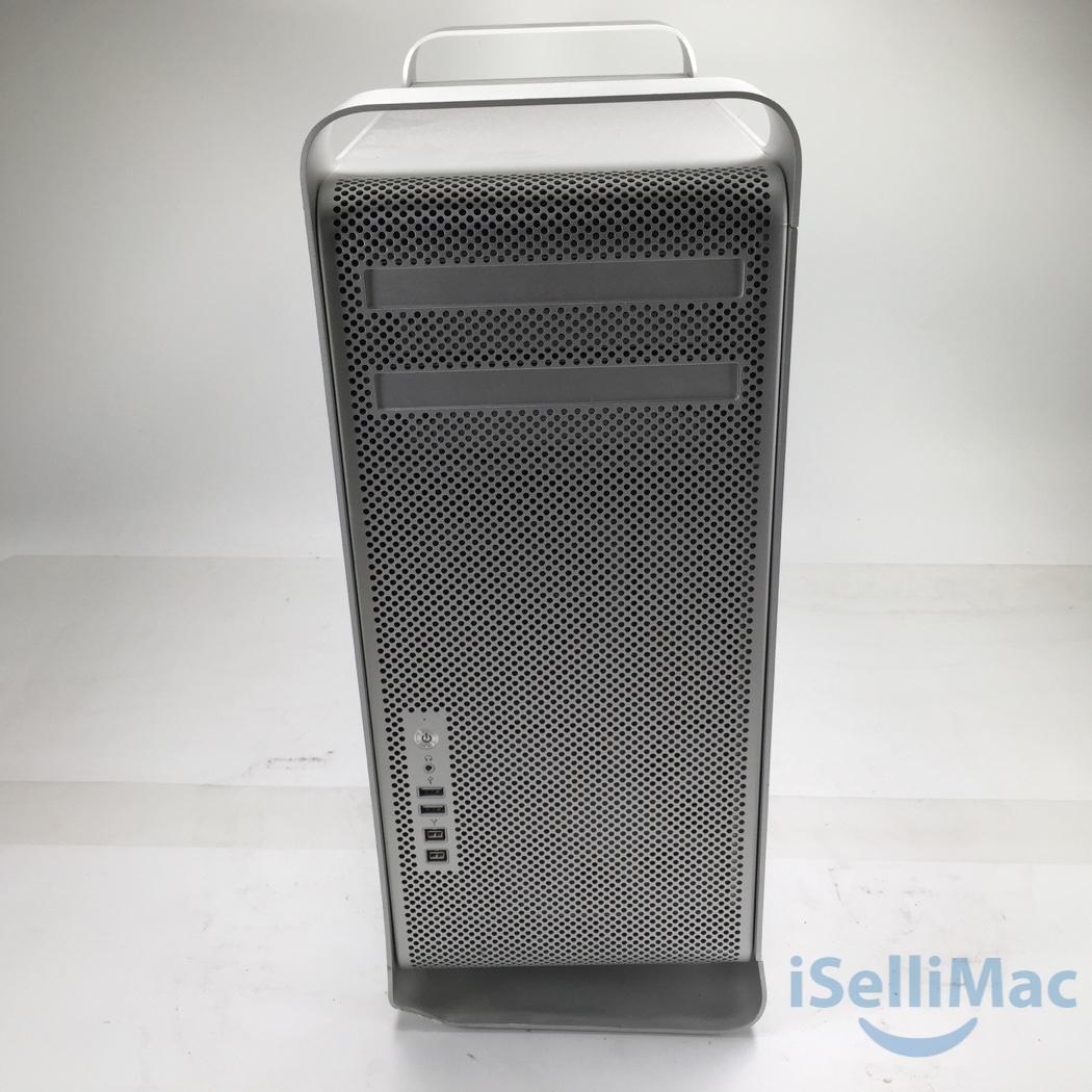 Apple 2010 Mac Pro 2 8ghz Quad Core Xeon 1tb 12gb Mc915ll