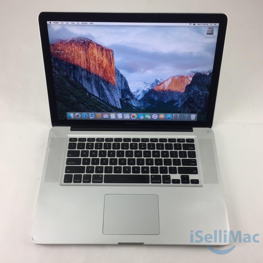 icloud drive macbook pro 2009