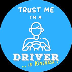 Trustme driver kinshasa blue