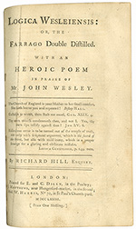 Richard Hill Title Page