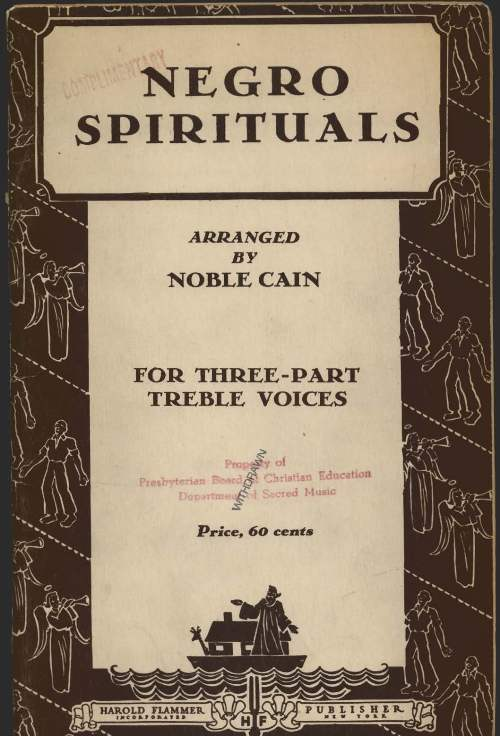 negro spirituals African american spirituals a celebration of african american music  best- loved negro spirituals: complete lyrics to 178 songs of faith (dover books on.