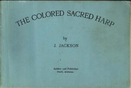 Cover of The Colored Sacred Harp